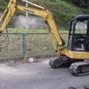 Construccion parking Gipuzkoa