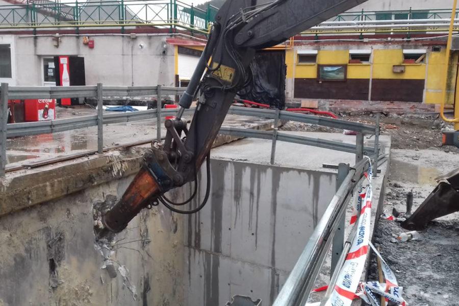 Demoliciones en Gipuzkoa