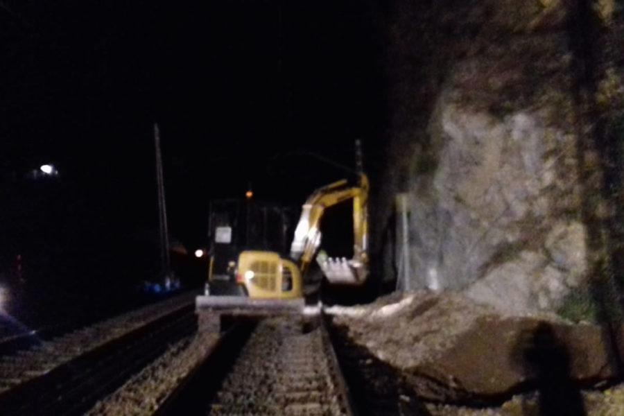 Excavación de zanjas para evacuación de aguas pluviales en gipuzkoa