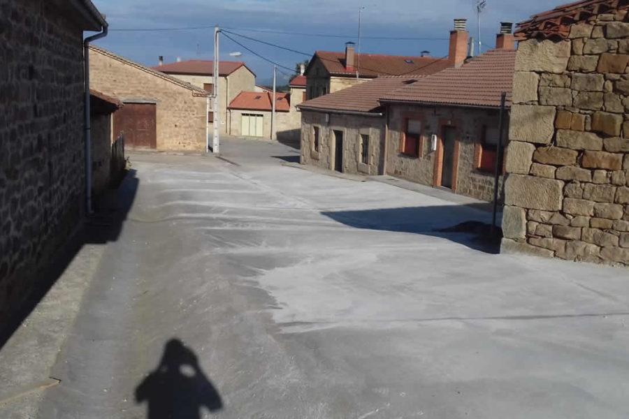 Urbanizacion de calles