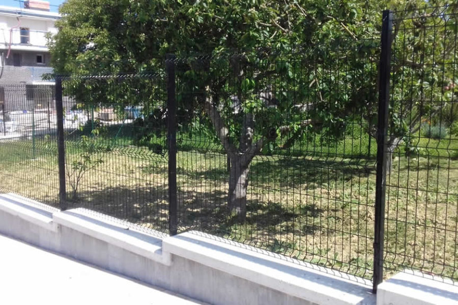 Relleno de tierra vegetal para jardin en Gipuzkoa